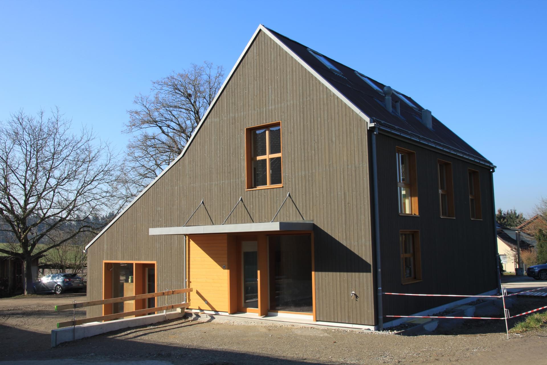 Elementbau / Holzbau